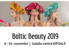 Baltic Beauty 2019 <br> <b>[08.11 - 10.11.2019]</b>